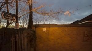 Buckland Street_16.43_18012015_PAY THE FINE